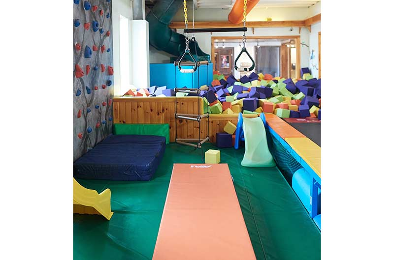 Preschool Gymnastics - the Jungle facility