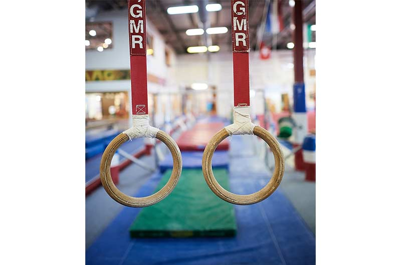 Maine Academy of Gymnastics - still rings
