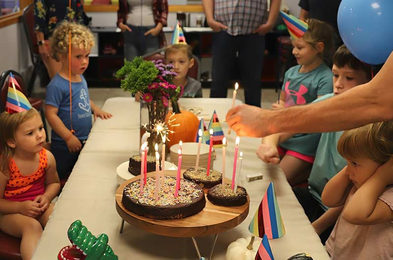 Celebrate your birthday at Maine Academy of Gymnastics